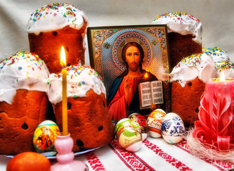 История православия ПАСХА ХРИСТОВА