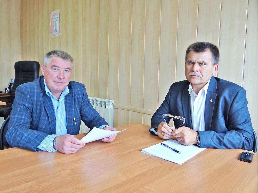 А.Г. Костенков и Н.А. Данильчук
