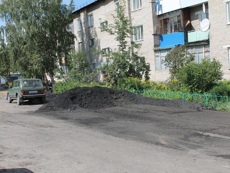 Перипетии на улице Ивана Черных