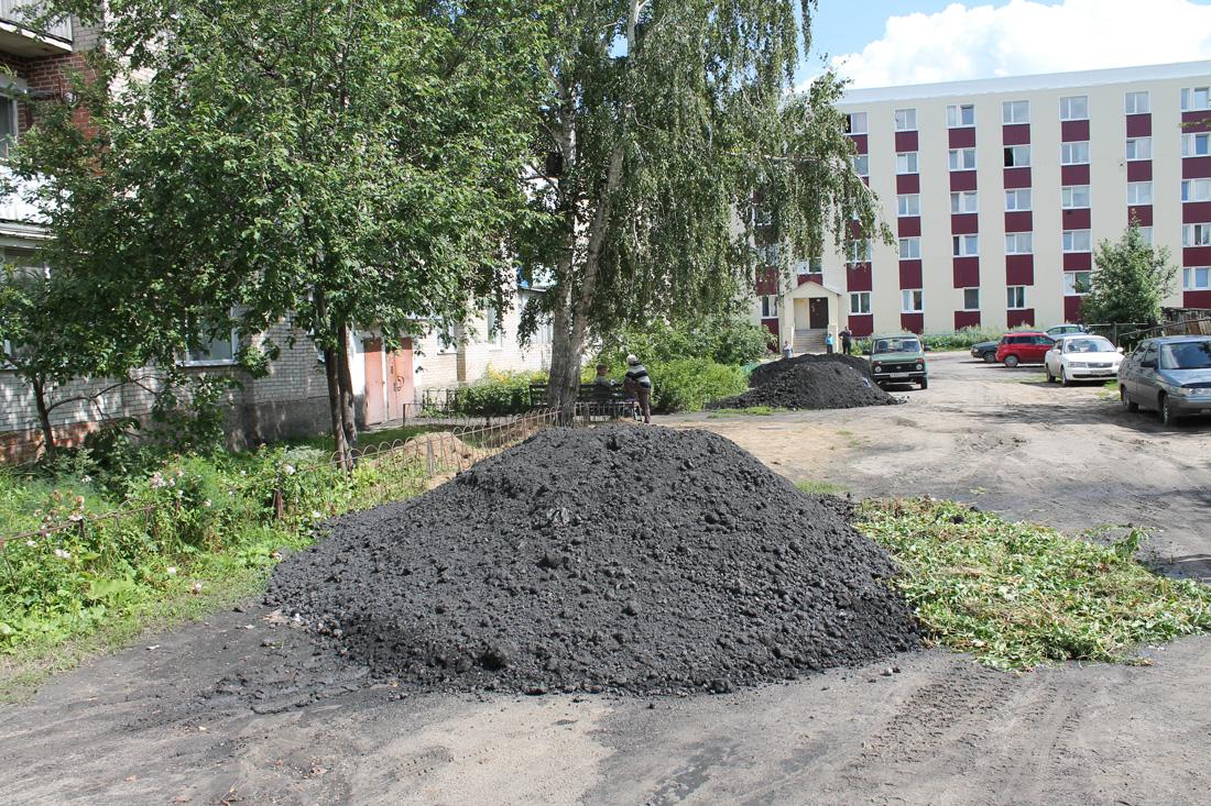 Перепетии на улице Ивана Черных