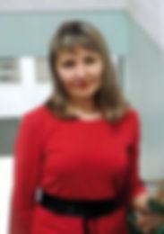 Алена Меренкова заместитель главного редактора газета Диссонанс Асино