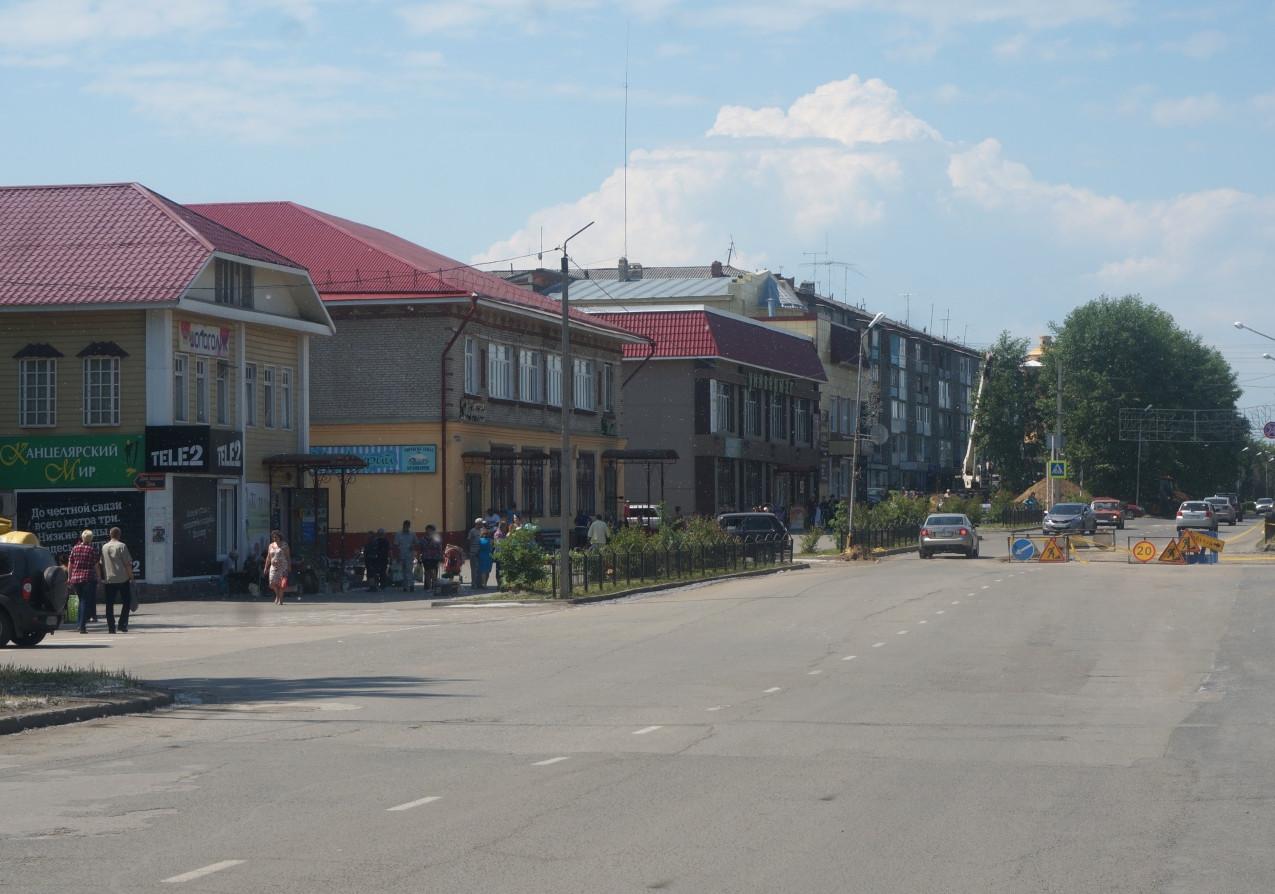 Дорожная компания Асиновский район (2)