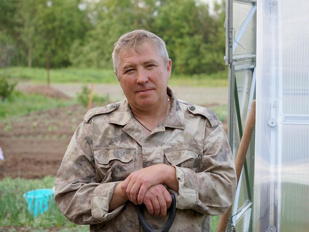 А.Г. Костенков, глава администрации Асиновского городского поселения