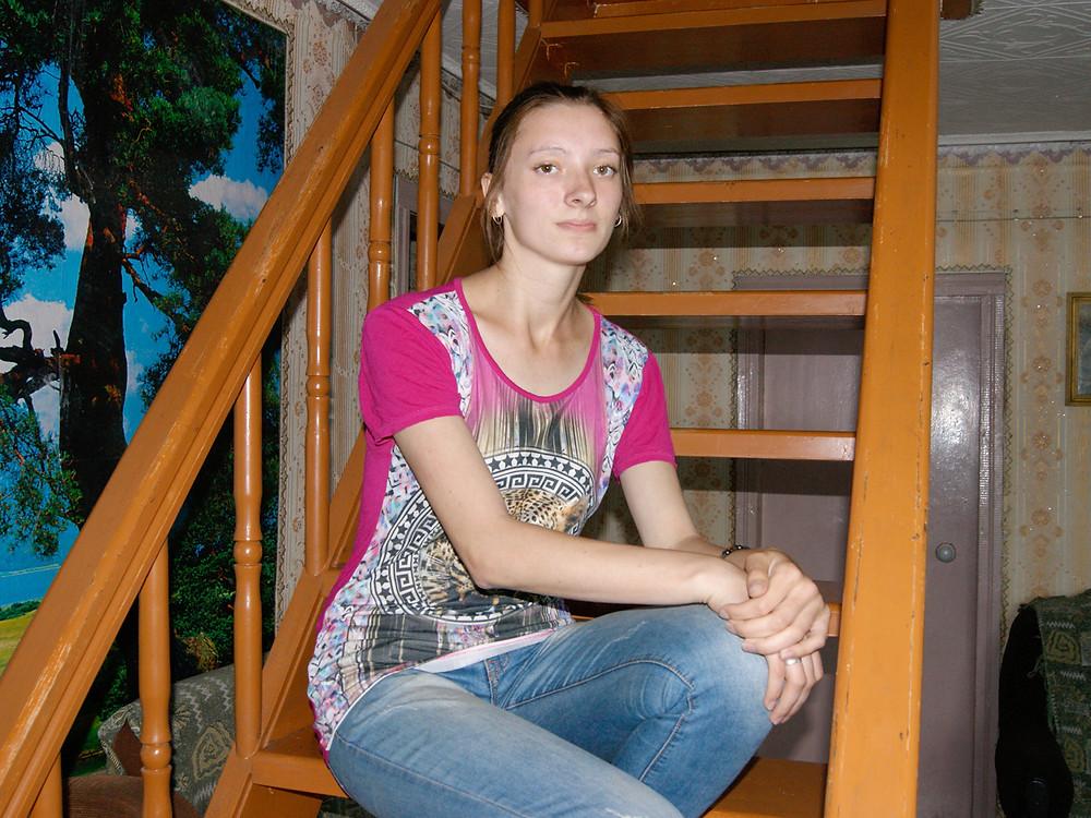 Полина Комягина