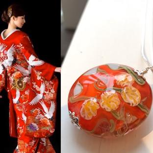The Red Kimono - $69
