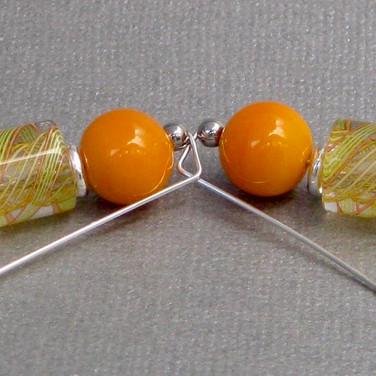 Lucy's Zanfirico in Orange and Yellow -$25