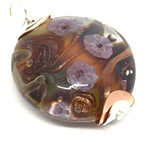 Lavender and Goldstone - $69