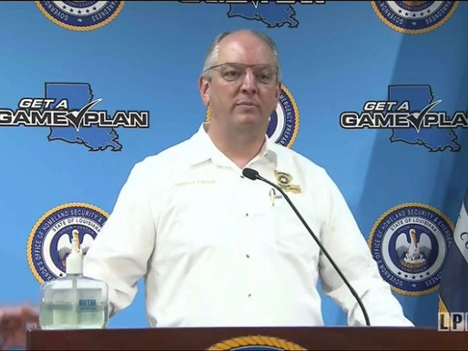 Gov. Edwards announces new guidance for Louisiana amid rise of COVID-19 numbers.