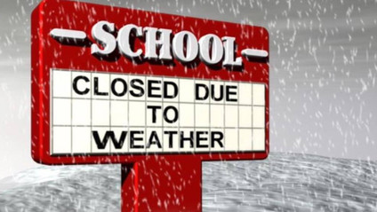 School closures for Friday, February 19th