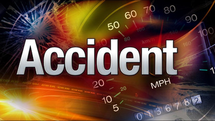 2- vehicle accident slowed traffic Monday afternoon on Hwy 95 in Acadia Parish
