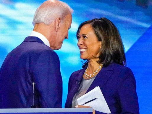 Biden selects Kamala Harris as his vice presidential running mate