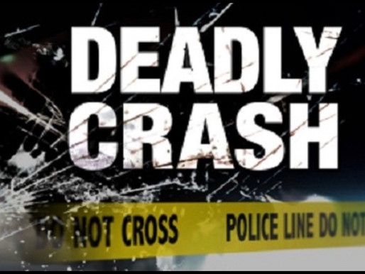 2 dead in a two vehicle crash on late Saturday evening in Acadia Parish