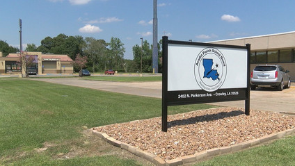 Acadia Parish School System closes operations until Monday, October 19th