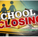 List of schools dismissing early due to inclement weather