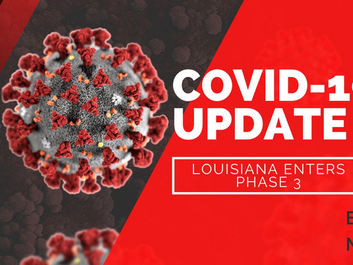 Governor Edwards announces Phase 3 restrictions in Friday's press conference