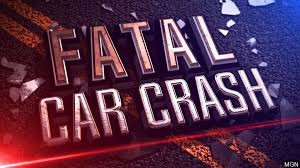 One person is dead following a vehicle crash Tuesday morning in Egan