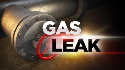 Minor gas leak on Sunday evening in Acadia Parish