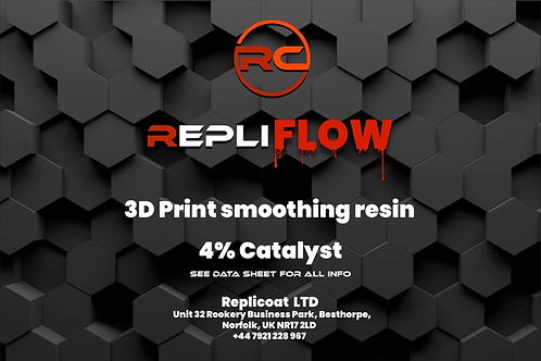 1ltr Repliflow smoothing resin