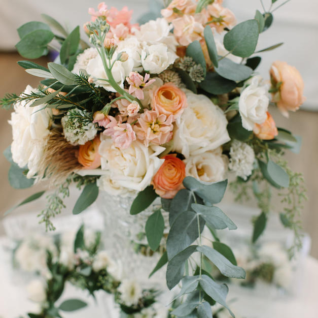 Boho Garden Style Bouquet
