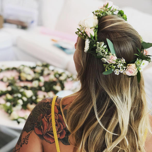 Flower Crowns for Days!