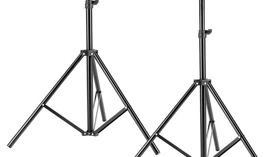 2-Pack Photography Light Stand 79 Inches