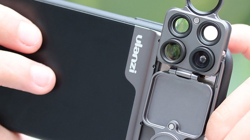 5 in 1 Lens Kit   iPhone 11/ 11Pro /11Pro Max  &  Pixel 4/Pixel 4xl