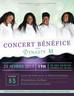 Concert bénéfice