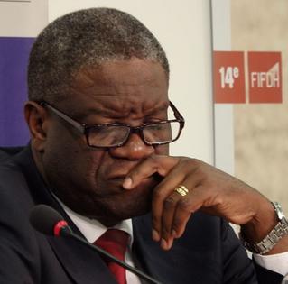 Denis Mukwege: Rape As A Weapon Of War In The DR Congo