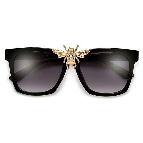 Bee Oversized Square Frames