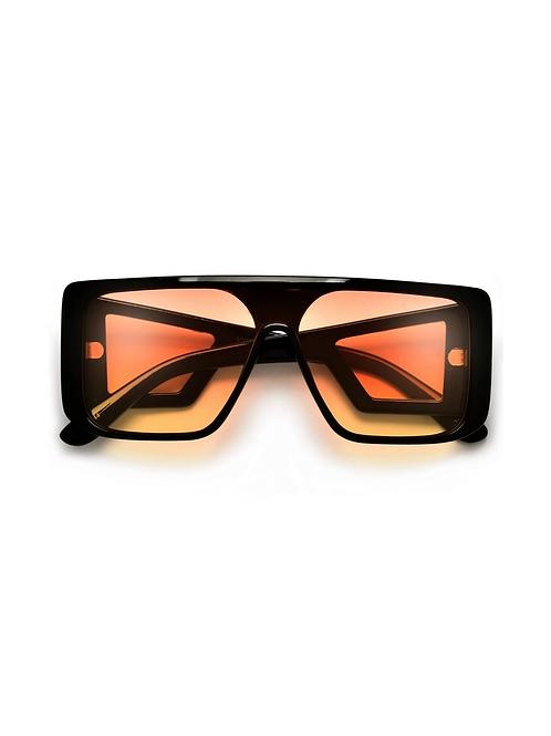 Sleek Stylish Futuristic Sunglasses