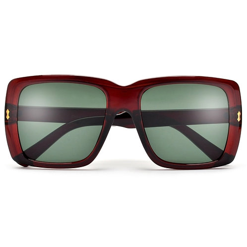 Squared Oversize Thick Frames
