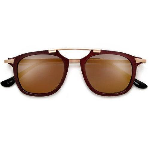 Contemporary Browbar Sleek Sunglasses