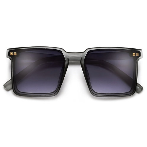 Modern Sleek Square Sunglasses