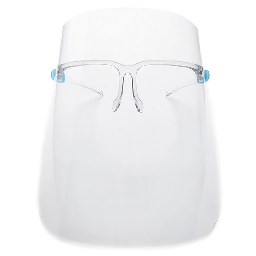 Full Coverage Face Safety Shield