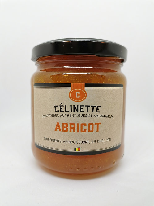 Confiture d'abricot ( Belge )