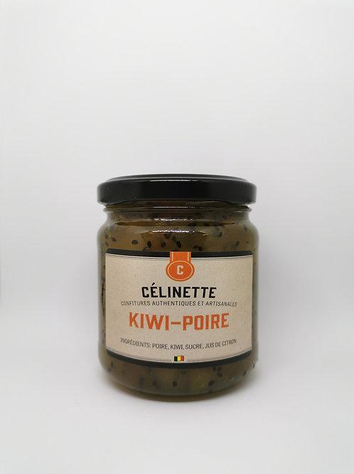 Confiture de kiwi poire