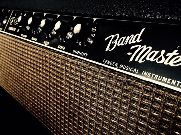Fender Bandmaster Blackface 1966