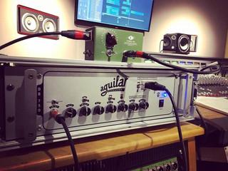 Aguilar DB750 _ ACME Audio Motown D.I. W