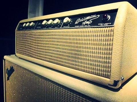 Fender Bassman 6G6 1963 (blonde)