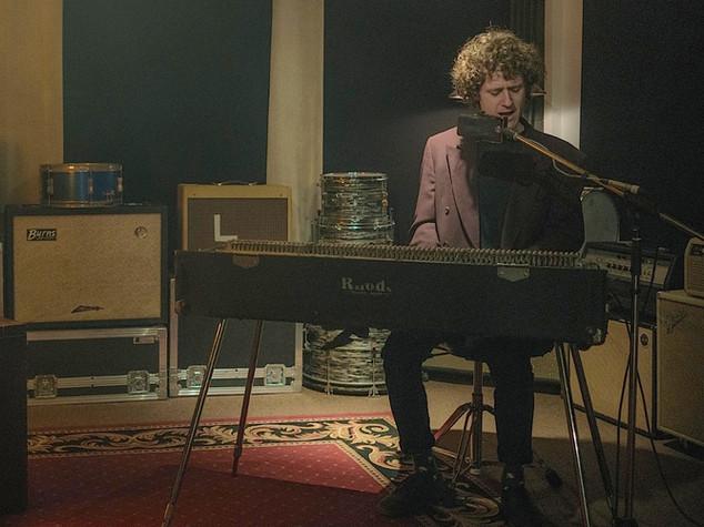 Vintage live session