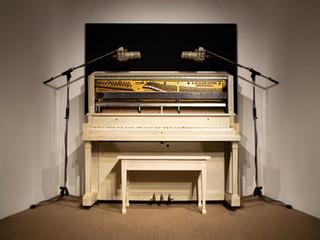 L.E.N. Pratt 1900's Upright Piano