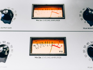 Warm Audio WA-2A Opto Compressors
