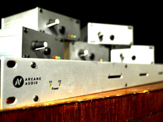 Arcane Audio Custom Monitoring System