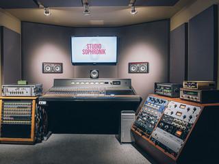Régie Sophronik Control Room
