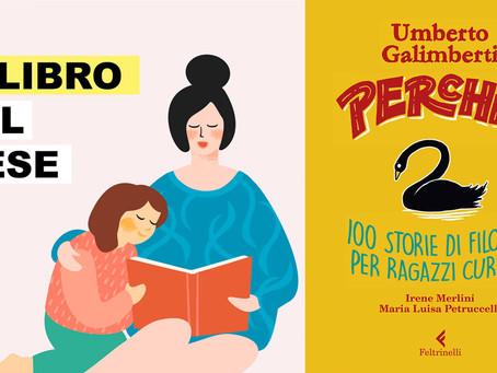 """Il libro del mese: """"Perché? 100 storie di filosofi per ragazzi curiosi"""""""