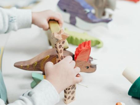Le 5 migliori attività con bambini di 1 anno