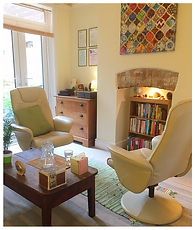 Invivo Counselling room at Doncaster Road practice in Selby, North Yorkshire