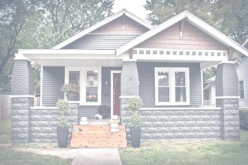 grey-house-white-trim-black-roof-gray-ho