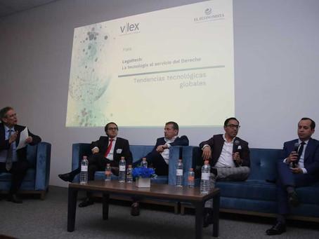 LegalTech: el valor y los retos de la tecnología en el mundo del derecho