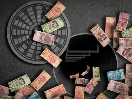 SHCP bloquea cuentas de universidad estatal por posible lavado de dinero